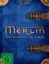 Merlin - Die neuen Abenteuer, Die komplette Serie (30 Discs) Poster