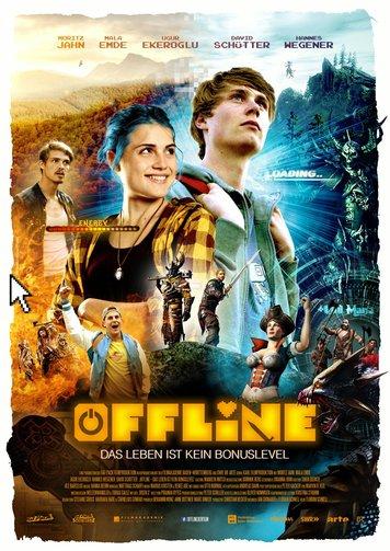 Offline - Das Leben ist kein Bonuslevel Poster