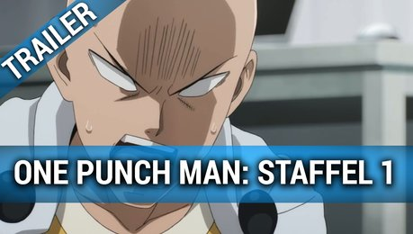 One Punch Man Anime Kino-Trailer.mp4 Poster