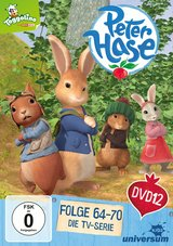 Peter Hase, DVD 12 Poster