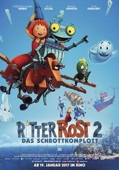 Ritter Rost 2 - Das Schrottkomplott Poster