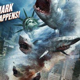 Sharknado 5 ist in Produktion - Sturm der Haie tobt 2017 um die Welt