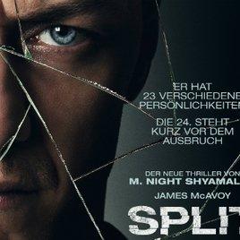 Split: Stream den Psycho-Horrorfilm von M. Night Shyamalan auf Deutsch und in HD