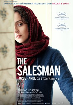 The Salesman (Forushande) Poster