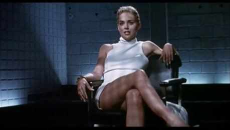 Basic Instinct - Trailer Poster