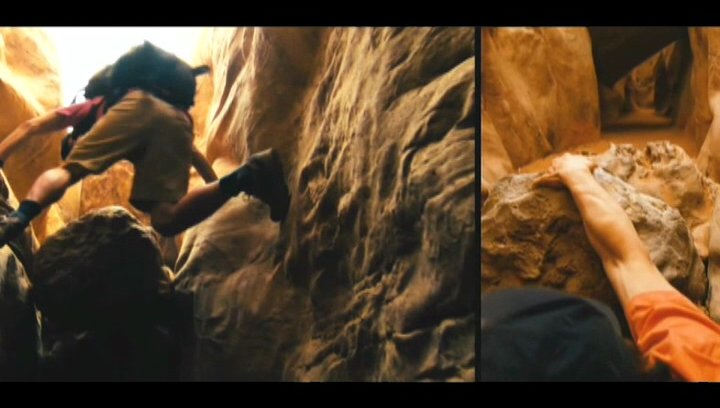 127 Hours - Trailer Poster