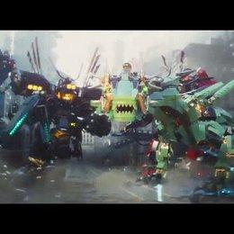 The Lego Ninjago Movie - Trailer 1 Deutsch Poster