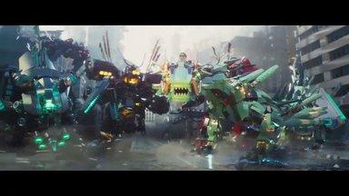 Lego: Ninjago Trailer