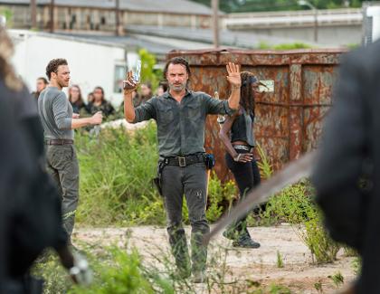 Walking Dead Folge 9