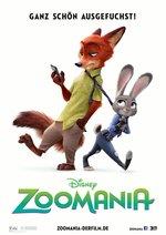 Zoomania - Ganz schön ausgefuchst! Poster