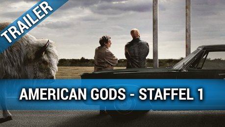 American Gods: Neuer offizieller Trailer Amazon Exclusive Serie.mp4 Poster