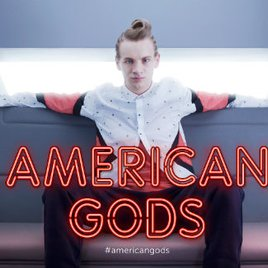 American Gods: Start, Charakter-Poster, deutscher Trailer, Cast & Blut