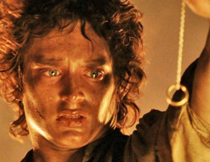Der Herr der Ringe Die Rückkehr des Königs Frodo Elijah Wood