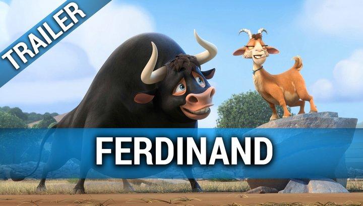 Ferdinand - Geht stierisch ab - Trailer 2 Poster