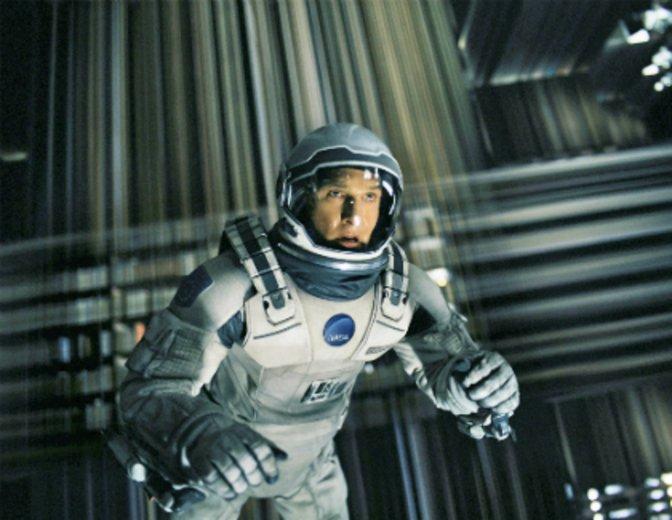 Interstellar Matthew McConaughey Ende