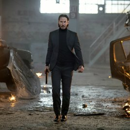 "Video: So hart trainiert Keanu Reeves für ""John Wick 2"""