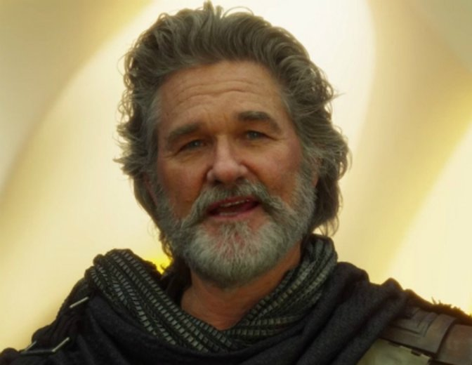 Kurt Russell Ego Guardians of the Galaxy 2 Vater Star Lord