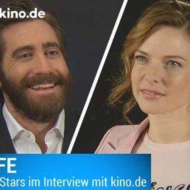 """Unser Interview zu """"Life"""" - mit Jake Gyllenhaal & Rebecca Ferguson"""