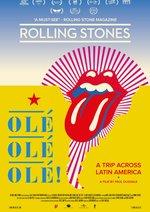 The Rolling Stones Olé, Olé, Olé!: A Trip Across Latin America Poster