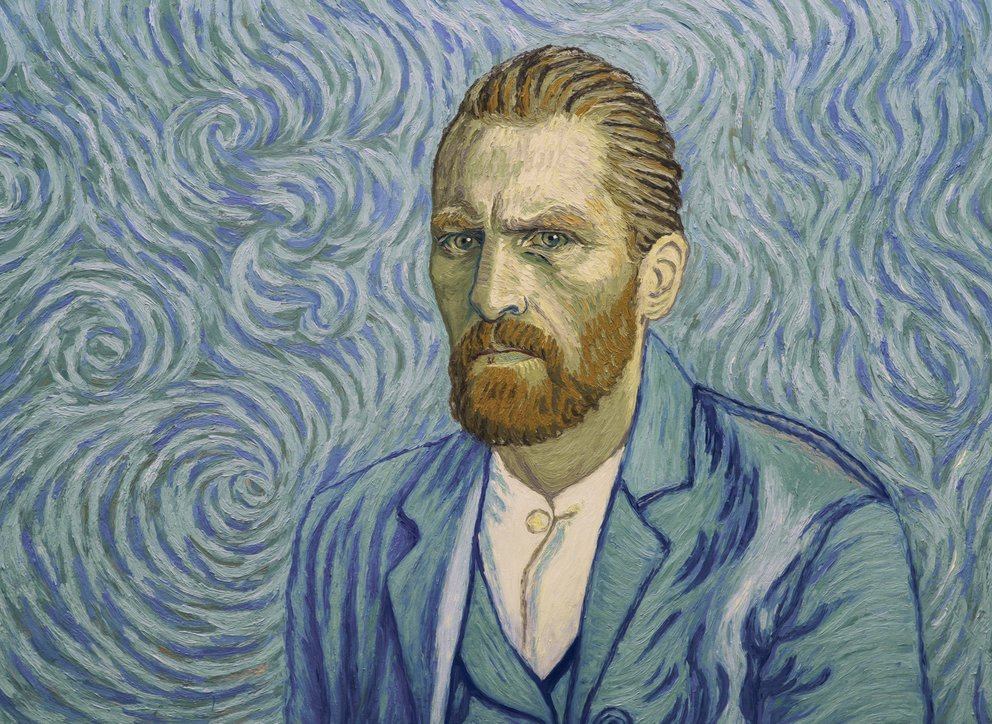 Robert Gulaczyk in Loving Vincent © Weltkino