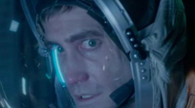 """""""Life"""": So lehrt uns dieser Weltraum-Horror das Fürchten! Poster"""