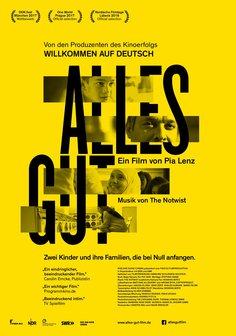 Plakat: ALLES GUT