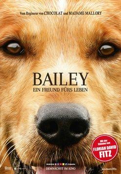 Bailey - Ein Freund fürs Leben Poster