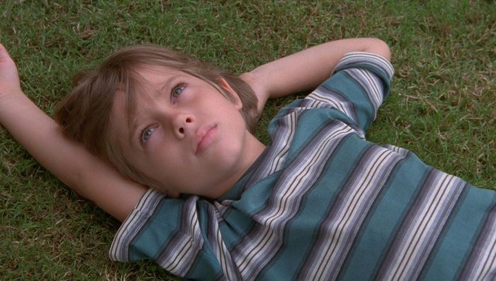 Boyhood - Trailer Poster
