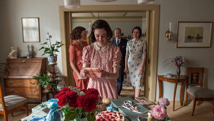 Das Tagebuch der Anne Frank (AT) - Trailer Poster