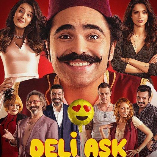 Deli Ask - Trailer Deutsch Poster