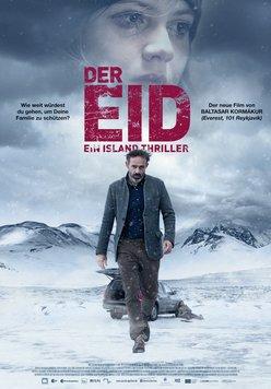 Der Eid - Ein Island Thriller Poster