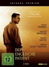 Der englische Patient (3 DVDs) Poster