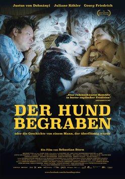 Der Hund begraben Poster