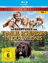Die Abenteuer der Familie Robinson in der Wildnis Poster