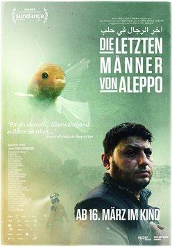 Die letzten Männer von Aleppo Poster