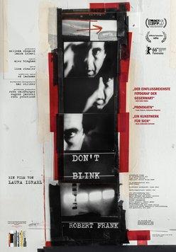 Don't Blink - Robert Frank Poster