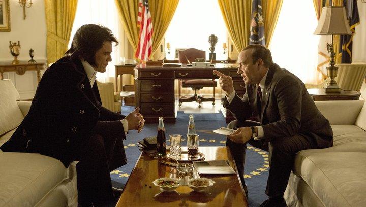 Elvis & Nixon - Trailer Poster