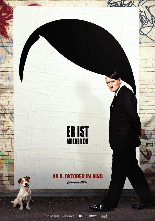 Er ist wieder da Poster