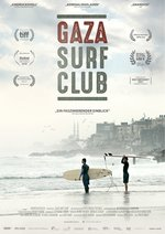 Gaza Surf Club Poster