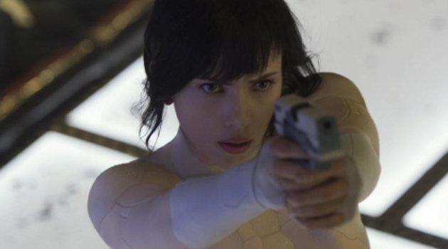 Ghost in the Shell: 9 Fakten zu Scarlett Johansson, die ihr noch nicht wusstet! Poster