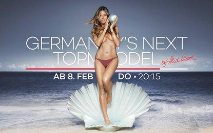 """Pro7: Tränenreiches Umstyling beschert """"Germany's Next Topmodel"""" Traumquoten"""