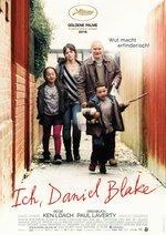 Ich, Daniel Blake Poster