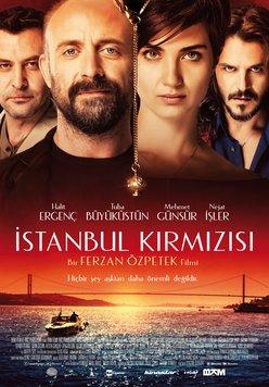 Istanbul kirmizisi Poster