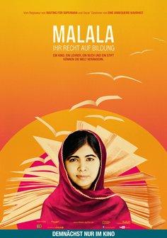 Malala - Ihr Recht auf Bildung Poster