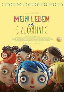 Mein Leben als Zucchini Poster