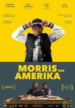 Morris aus Amerika Poster