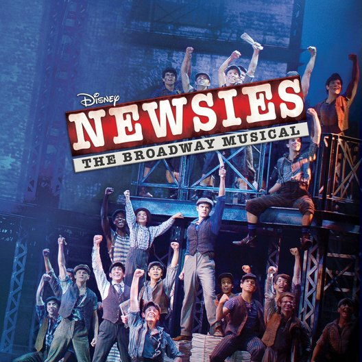 Disney Newsies - Das Broadway Musical - Trailer Deutsch Poster