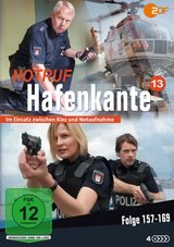 Notruf Hafenkante 13, Folge 157-169 Poster