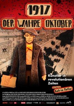 1917 - Der wahre Oktober Poster
