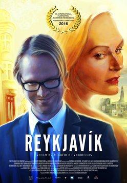 Reykjavík Poster